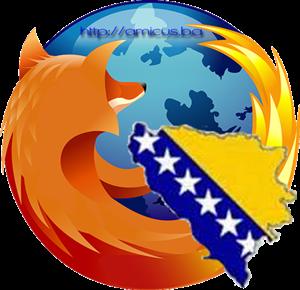 Bosanski Mozilla Firefox - 32bit