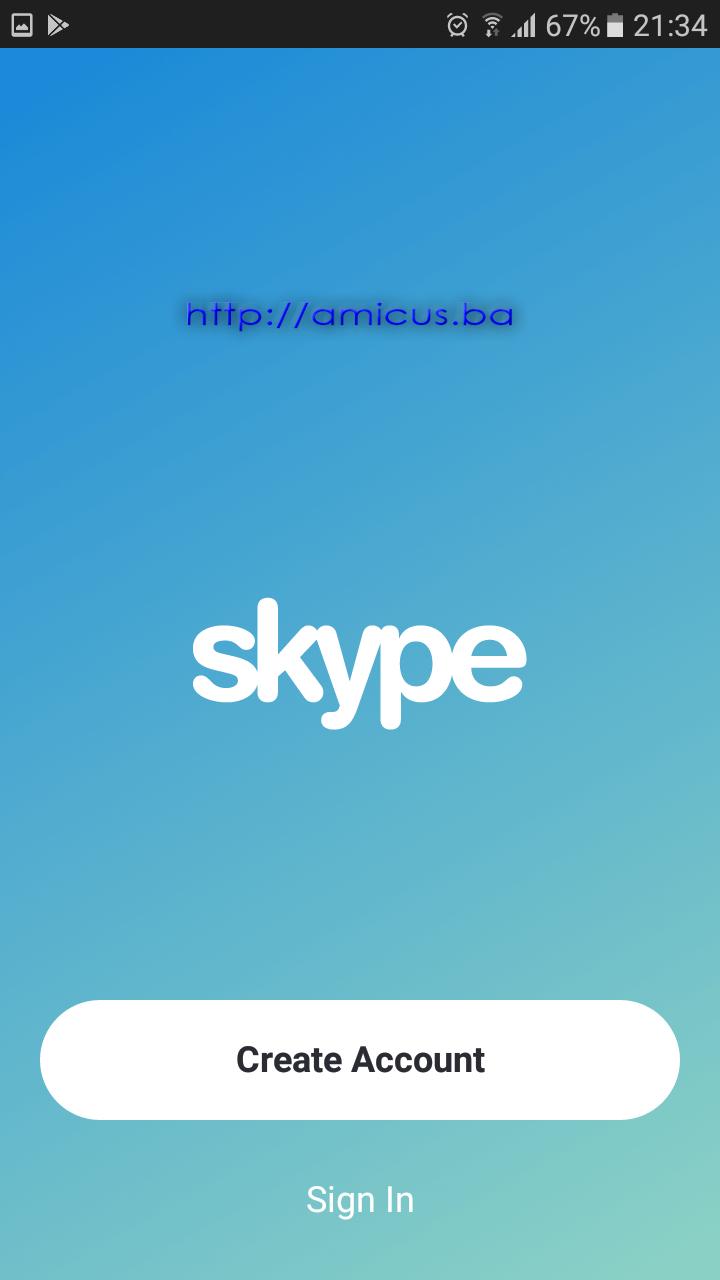 Skype 8.1