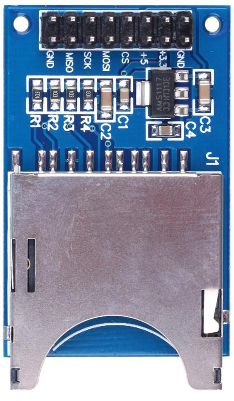SD modul