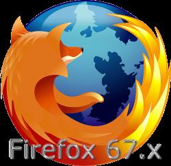 Mozilla Firefox 67