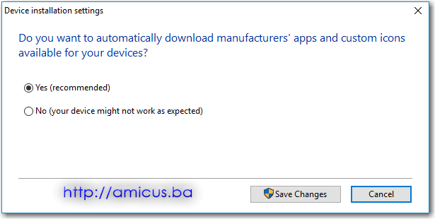 Automatski update